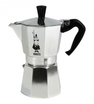 Кафеварка Bialetti Moka Express Junior 6 чаши Алуминий